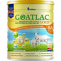 Sữa Dê Goatlac Gold BA 800g