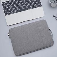 Chống Nước Laptop 11 12 16 13 15 Inch Cho MacBook Air Pro 2020 2019 Mac Book Máy Tính Chất Liệu Vải tay Bao Phụ Kiện