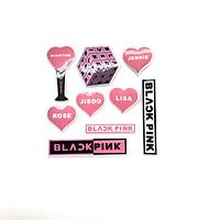 Hình Dán Black Pink ST1