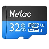 THẺ NHỚ NETAC 32GB CHUẨN CLASS 10, UHS-I, TỐC ĐỘ 80MB/S CHÍNH HÃNG