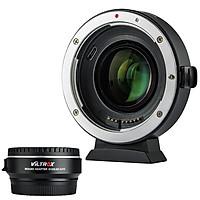 Ngàm chuyển Viltrox EF-EOS M2 (Mark II) cho Canon EOS M M2 M3 M5 M6 M10 M50 M100 (Hàng chính hãng)