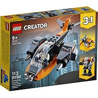 Đồ chơi LEGO Creator Phi Thuyền Thám Hiểm Không Gian 31111
