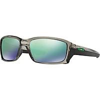 Oakley Men's OO9331 Straightlink Rectangular Sunglasses