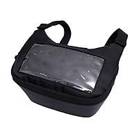 Túi ghi đông treo đầu xe máy cho Grap hay Goviet