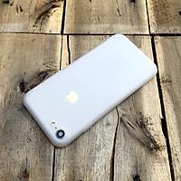 Ốp lưng dẻo trong sần nhám dành cho iPhone 7 / iPhone 8
