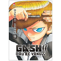 Gash - Cậu Bé Vàng!! Tập 9