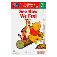 Disney learning Adventures in Reading: See How We Feel (Age 6+)