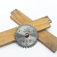 Lưỡi cưa cắt xẻ gỗ 110mm 30 răng cưa  mạch cắt 2mm x 12000 rpm