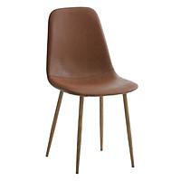 Ghế Bàn Ăn Jonstrup JYSK (87 x 43.5 x 53 cm) - Màu Tự Nhiên