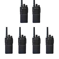 Bộ 6 Bộ Đàm Motorola CP609 + 6 Tai nghe - Hàng Chính Hãng