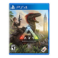 Đĩa game PS4: Ark Survival Evolved