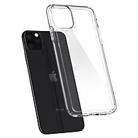 Ốp iPhone 11 Pro Spigen Crystal Hybrid - hàng chính hãng