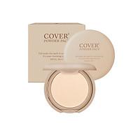 Phấn phủ dạng nén Eglips Cover+ Powder Pact SPF25, PA++ 9g