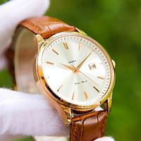 Đồng hồ nam dây da cao cấp chống nước ORDN005W – Thiết kế sang trọng – Lịch lãm – Phù hợp khi đi làm, đi chơi