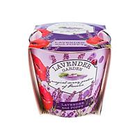 Ly nến thơm Bartek Candles BAT9093 Lavender Garden 115g (Vườn hoa oải hương)