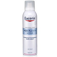 Xịt Khoáng Dưỡng Ẩm Eucerin AQUAporin Active Mist Spray (150 ml)