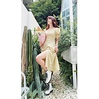 Đầm dài hoa nhí Bonne Dress Gem Clothing SP060515