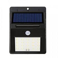 Đèn LED Năng Lượng Mặt Trời Cảm Ứng Hồng Ngoại và chuyển động 20 bóng