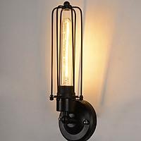Đèn gắn tường trang trí kiểu công nghiệp V95 (bao gồm bóng đèn Led Edison)