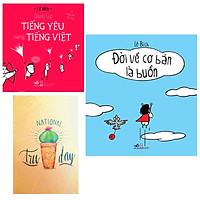 Combo  Đời Về Cơ Bản Là Buồn Cười và Dịch Từ Tiếng Yêu Sang Tiếng Việt ( Tặng kèm Sổ Tay Xương Rồng)