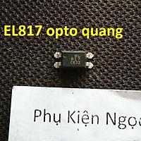 cách ly quang EL817 ic loại dán thay thế được PC817