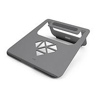 Đế tản nhiệt JCPAL Folding Aluminum Laptop Stand - Hàng Chính Hãng