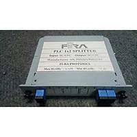 Bộ chia quang PLC 1*2 SC/UPC dạng Box - Hàng chính hãng
