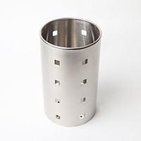 Ống đựng muỗng đũa inox cao cấp kèm ốc vít ODI01 – Gia dụng bếp