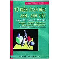 Từ Điển Toán Học Anh - Anh Việt