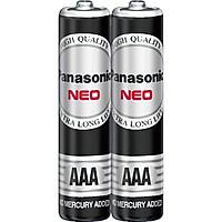 Pin Than Đen AAA Panasonic R03NT/2S-V (Hộp 60 Viên) - Hàng Chính Hãng