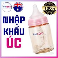 Bình Sữa Kidboss PPSU Cổ Rộng - 160ml