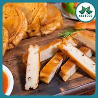 [Chỉ Giao HCM] Chả Cá Thu Nhồng Chiên 500G Loại Đặc Biệt, Hàng Chất Lượng, Siêu Ngon, Sản Phẩm 4TK Food Từ Nha Trang