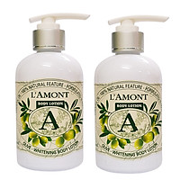 Combo 2 Sữa Dưỡng thể Olive 250ml- L'amont En Provence