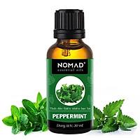 Tinh Dầu Thiên Nhiên Hương Bạc Hà Nomad Essential Oils Peppermint 30ml
