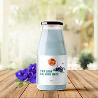 Trà sữa lài hoa đậu biếc chai 250 ml