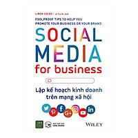 Cuốn sách hiệu quả giúp bạn tăng doanh thu bán hàng và làm thương hiệu cá nhân tốt: Lập Kế Hoạch Kinh Doanh Trên Mạng Xã Hội ( Tặng Boookmark Tuyệt Đẹp )