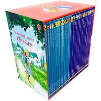 Usborne My Reading Library : Classics (Box Set Contains 30 Books)