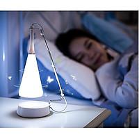 Loa bluetooth kiêm đèn ngủ cảm ứng
