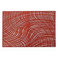 Miếng Lót Bàn Ăn PAULEE - FY 301 (45 x 30 cm) - Cam Đất