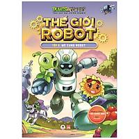 Trái Cây Đại Chiến Zombie - Thế Giới Robot - Tập 2: Mê Cung Robot