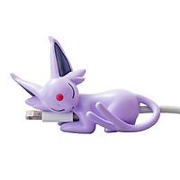 Cable bite nút gắn bảo vệ dây cáp sạc iphone thú cắn cáp hình pokemon ngộ nghĩnh dễ thương