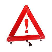 Biển cảnh báo tam giác phản quang tiện ích cho ô tô