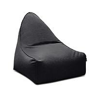 GHẾ LƯỜI ADIRA (Adira Indoor Beanbag Chair) CHẤT LIỆU VẢI NHẬP KHẨU MÀU ĐEN (BRA-34) - TARUJO