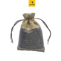 Túi thơm cà phê nguyên chất Message coffee treo xe oto, tủ lạnh, tủ quần áo