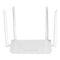 4G LTE CPE WiFi Router 300Mbps High-speed Wireless Router Wide Coverage with 4 External Antennas SIM Card Slot European