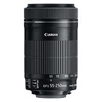 Ống Kính Canon EF-S 55-250mm F4-5.6 STM - Hàng Nhập Khẩu