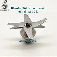 Lưỡi Dao Dành Cho Máy Xay Sinh Tố Công Nghiệp Cối 2L, Blender Silver Crest, 767