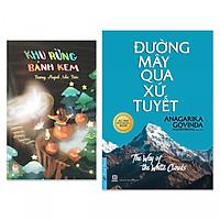 Combo sách gia đình: Đường Mây Qua Xứ Tuyết, Khu Rừng Bánh Kem