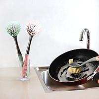 Cây cọ vệ sinh nhà bếp đa năng 2 đầu tiện lợi