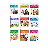 Sách - Combo Bách khoa tri thức cho trẻ em(trọn bộ 9 cuốn)